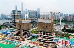 广州将再添地标建筑 总投资30亿元华邦国际中心明年启用